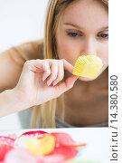 Купить «Concept of snacking.», фото № 14380580, снято 18 октября 2013 г. (c) age Fotostock / Фотобанк Лори