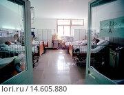 Купить «Awakening Unit of the hospital San Giovanni Battista in Rome.», фото № 14605880, снято 18 декабря 2017 г. (c) age Fotostock / Фотобанк Лори