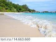 Купить «Beach in summer of Thailand», фото № 14663660, снято 27 мая 2019 г. (c) PantherMedia / Фотобанк Лори
