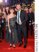 Купить «Ricky Martin - Vienna/Austria/Austria - 22ND LIFE BALL -, NO AUSTRI», фото № 14670188, снято 1 июня 2014 г. (c) age Fotostock / Фотобанк Лори