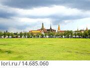 Купить «Wat pra kaew, Grand palace ,Bangkok,Thailand.», фото № 14685060, снято 27 мая 2019 г. (c) PantherMedia / Фотобанк Лори