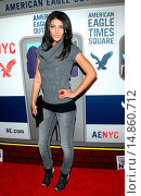 Купить «Jessica Szohr in attendance for The American Eagle Outfitters Flagship Store Preview Party, Broadway and 46th Street, New York, NY November 17, 2009. Photo By: Desiree Navarro/Everett Collection», фото № 14860712, снято 17 ноября 2009 г. (c) age Fotostock / Фотобанк Лори
