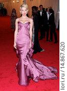 Купить «Amber Heard (wearing a Zac Posen gown) at arrivals for Metropolitan Museum of Art's 2012 Costume Institute Gala Benefit - Schiaparelli and Prada: Impossible...», фото № 14867620, снято 17 августа 2018 г. (c) age Fotostock / Фотобанк Лори