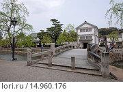 Купить «Kurashiki, Okayama, Sanyo, Japan», фото № 14960176, снято 21 августа 2018 г. (c) age Fotostock / Фотобанк Лори