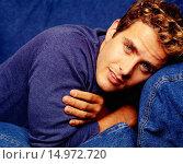 Купить «Singer and Actor Joey McIntyre», фото № 14972720, снято 7 сентября 2006 г. (c) age Fotostock / Фотобанк Лори