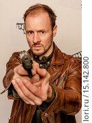 Купить «Celebrities promoting new Comedy Central TV series Popoz at Comet Club. Featuring: Huub Smit Where: Berlin, Germany When: 09 Apr 2014 Credit: Joerg Schulz-Dolgner/WENN.com», фото № 15142800, снято 9 апреля 2014 г. (c) age Fotostock / Фотобанк Лори