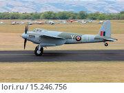 Купить «de Havilland Mosquito», фото № 15246756, снято 10 января 2020 г. (c) age Fotostock / Фотобанк Лори