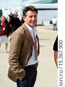 2014 Formula 1 Santander Silverstone British Grand Prix - Race Day... Редакционное фото, фотограф Daniel Deme / WENN.com / age Fotostock / Фотобанк Лори