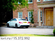 Купить «Wolverhampton Wanderes midfielder, Jamie O'Hara, cuts a lonely figure as he leaves his home amid reports he and his wife Danielle Lloyd are experiencing...», фото № 15372992, снято 28 июля 2014 г. (c) age Fotostock / Фотобанк Лори