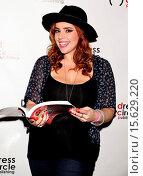 Купить «The book launch for Seth's Broadway Diary by Seth Rudetsky, held at Don't Tell Mama night club - Arrivals. Featuring: Alysha Umphress Where: New York,...», фото № 15629220, снято 22 октября 2014 г. (c) age Fotostock / Фотобанк Лори