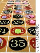 Купить «Roulette Table, Las Vegas, Nevada, USA.», фото № 15652992, снято 21 апреля 2006 г. (c) age Fotostock / Фотобанк Лори