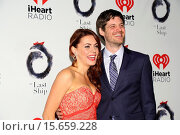 Купить «Opening night after party for Broadway's The Last Ship held at Pier 60 - Arrivals. Featuring: Rachel Tucker,Michael Esper Where: New York, New York, United...», фото № 15659228, снято 26 октября 2014 г. (c) age Fotostock / Фотобанк Лори
