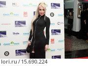 Купить «'Nightrider 2015' VIP launch party at the Grange St. Paul's Hotel - Arrivals Featuring: Tanya Lacey Where: London, United Kingdom When: 04 Nov 2014 Credit: Euan Cherry/WENN.com», фото № 15690224, снято 4 ноября 2014 г. (c) age Fotostock / Фотобанк Лори