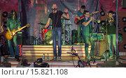 """Группа """"Коридор"""" (2015 год). Стоковое фото, фотограф Amir Navrutdinov / Фотобанк Лори"""