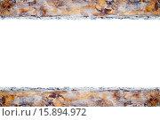 Купить «Золотистые края, мазки краски», иллюстрация № 15894972 (c) Elizaveta Kharicheva / Фотобанк Лори