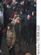 Купить «Riot scenes for the new upcoming movie 'Bastille Day' being filmed in South East London, Greenwich Featuring: Richard Madden Where: London, United Kingdom When: 06 Dec 2014 Credit: WENN.com», фото № 15908620, снято 6 декабря 2014 г. (c) age Fotostock / Фотобанк Лори