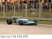 Italian GP, Monza, 6th September 1970. Henri Pescarolo, Matra, retired. Стоковое фото, фотограф GP Library \ UIG / age Fotostock / Фотобанк Лори