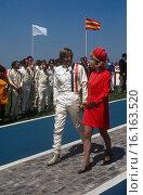 Derek Bell, Questor GP, Ontario, 28th March 1971. Стоковое фото, фотограф GP Library \ UIG / age Fotostock / Фотобанк Лори