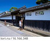 Купить «Japan, Kyushu Region, Miyazaki Prefecture, Nichinan-shi, Obi, View of Old Takahashi Genjiro house.», фото № 16166348, снято 20 марта 2019 г. (c) age Fotostock / Фотобанк Лори