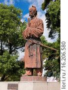 Купить «Japan, Sanyo Region, Okayama Prefecture, Wake, Statue of Kiyomaro Wakeno.», фото № 16206580, снято 21 августа 2018 г. (c) age Fotostock / Фотобанк Лори