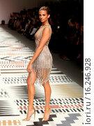 Купить «LFW: Fashion For Relief charity fashion show - rehearsal Featuring: Alesha Dixon Where: London, United Kingdom When: 19 Feb 2015 Credit: Lia Toby/WENN.com», фото № 16246928, снято 19 февраля 2015 г. (c) age Fotostock / Фотобанк Лори