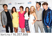 Купить «Celebrities attend The Paley Center For Media's 32nd Annual PALEYFEST LA - 'Jane The Virgin' Arrivals at The Dolby Theatre. Featuring: Jamie Camil, Andrea...», фото № 16357868, снято 15 марта 2015 г. (c) age Fotostock / Фотобанк Лори