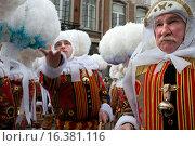 Купить «Belgium, carnaval of Binche. UNESCO World Heritage Parade Festival. Belgium, Walloon Municipality, province of Hainaut, village of Binche. The carnival...», фото № 16381116, снято 17 февраля 2015 г. (c) age Fotostock / Фотобанк Лори