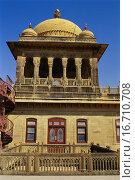 Купить «Vijay Vilas castle , Mandvi , Kutch Kachchh , Gujarat , India», фото № 16710708, снято 16 октября 2018 г. (c) easy Fotostock / Фотобанк Лори