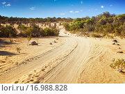 Купить «desert road», фото № 16988828, снято 23 января 2019 г. (c) easy Fotostock / Фотобанк Лори