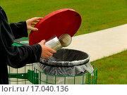 Купить «dustbin», фото № 17040136, снято 30 марта 2020 г. (c) easy Fotostock / Фотобанк Лори