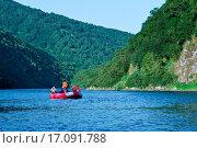 Купить «River Bystraya», фото № 17091788, снято 25 мая 2019 г. (c) easy Fotostock / Фотобанк Лори
