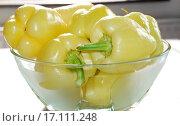 Купить «Paprika in glass bowl», фото № 17111248, снято 23 марта 2019 г. (c) easy Fotostock / Фотобанк Лори