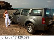Купить «Girl and Car», фото № 17120028, снято 23 января 2019 г. (c) easy Fotostock / Фотобанк Лори