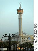 Купить «Mosque at Dusk», фото № 17220996, снято 19 сентября 2019 г. (c) easy Fotostock / Фотобанк Лори