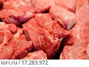 Raw pork. Стоковое фото, фотограф Elwynn@YAYMicro / easy Fotostock / Фотобанк Лори