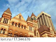 Купить «Old city hall of Toronto», фото № 17344676, снято 23 января 2020 г. (c) easy Fotostock / Фотобанк Лори