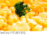 Купить «mac and cheese», фото № 17351512, снято 22 марта 2019 г. (c) easy Fotostock / Фотобанк Лори