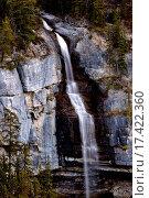 Купить «Tangle Creek Falls in scenic Alberta, Canada», фото № 17422360, снято 3 июля 2020 г. (c) easy Fotostock / Фотобанк Лори