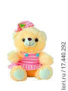 Купить «toy bear», фото № 17440292, снято 30 мая 2020 г. (c) easy Fotostock / Фотобанк Лори