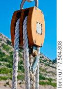 Купить «Pulley», фото № 17504808, снято 8 июля 2020 г. (c) easy Fotostock / Фотобанк Лори