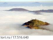 Купить «mountains fog highlands alb herbstnebel», фото № 17516640, снято 22 июля 2019 г. (c) PantherMedia / Фотобанк Лори