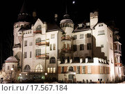 Купить «Moonlight Castle», фото № 17567184, снято 21 апреля 2019 г. (c) easy Fotostock / Фотобанк Лори