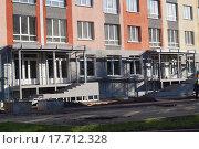 Новое жилье (2015 год). Редакционное фото, фотограф Гамаюнова Надежда / Фотобанк Лори