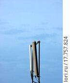 Cellular phone network antenna. Стоковое фото, фотограф Björn Erlandsson / easy Fotostock / Фотобанк Лори