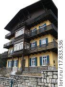 Купить «Cololzo, архитектура маленького города», фото № 17833536, снято 6 апреля 2007 г. (c) Робул Дмитрий / Фотобанк Лори