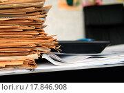 Купить «Office work», фото № 17846908, снято 19 ноября 2019 г. (c) easy Fotostock / Фотобанк Лори