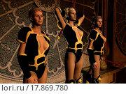 Купить «THE THREE WARRIORS 2», фото № 17869780, снято 10 июля 2020 г. (c) easy Fotostock / Фотобанк Лори