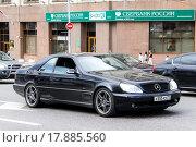 Купить «Mercedes-Benz C140 CL-class», фото № 17885560, снято 2 июня 2013 г. (c) Art Konovalov / Фотобанк Лори