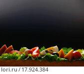Купить «Cheese,egg and mixed vegetable sandwich», фото № 17924384, снято 26 мая 2020 г. (c) easy Fotostock / Фотобанк Лори