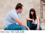 Купить «Relationship problems», фото № 18128328, снято 19 июня 2019 г. (c) easy Fotostock / Фотобанк Лори